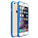ArcEnCiel JAPAN (レインボー ジャパン)Apple iPhone 6 専用ケース カバー ウルトラスリム アルミニウム製(ブルー)