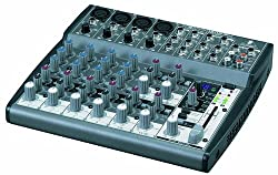 Behringer XENYX 1202FX Premium 12-Input 2-Bus Mixer by Behringer USA