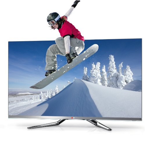 LG 47LM860V 119 cm (47 Zoll) Cinema 3D LED-Backlight Fernseher, EEK A+ (Full-HD, 800Hz MCI, DVB-T/C/S2, InternetTV)