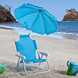 Baby Beach Chair Color: Blue