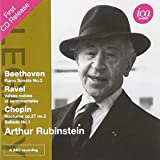 Legacy: Arthur Rubinstein