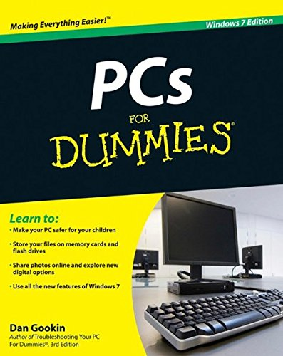 PCs For Dummies, Windows 7 Edition