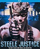 Steele Justice (1987) [Blu-ray]