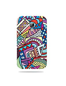 alDivo Premium Quality Printed Mobile Back Cover For Samsung Galaxy S Duos 7562 / Samsung Galaxy S Duos 7562 Printed Mobile Case / Back Cover (MZ215)