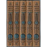 The World's Great Events in Five Volumes: A History of the World from Ancient to Modern Times, B. C. 4004 to A...