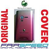 SONY ERICSSON XPERIA X10 MINI GENUINE BATTERY BACK COVER BY MPAS- PINK