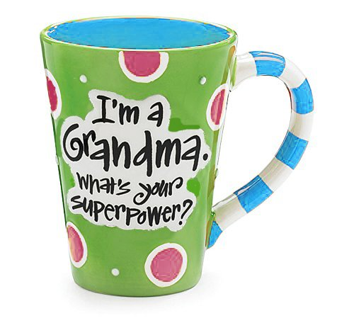 12 Oz Grandma Coffee Mug with