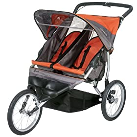 InStep Ultra Runner 2 Double Jogging Stroller