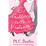 Snobbery with Violence (Edwardian Murder Mystery Series 1)by M.C. Beaton