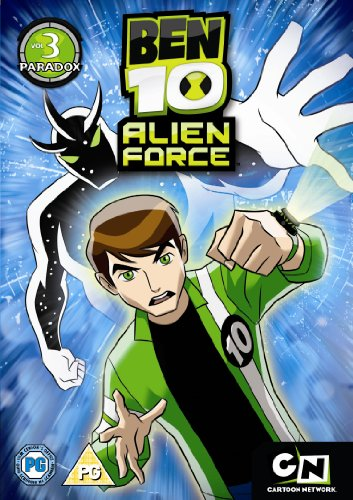 Ben 10 - Alien Force Volume 3 [DVD]