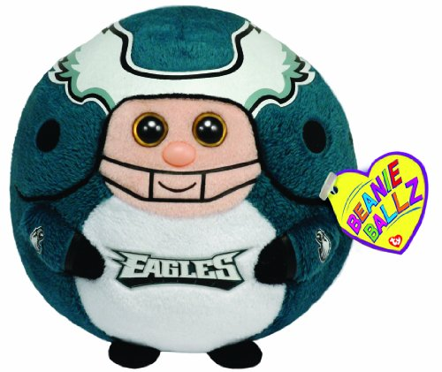 Ty Beanie Ballz Philadelphia Eagles - Nfl Ballz back-469643