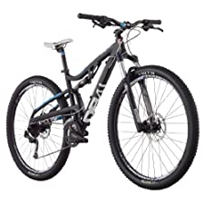 Diamondback 2013 Recoil Pro 29er Full Suspension Mountain Bike with 29-Inch Wheels (Black, 16-Inch/Small)