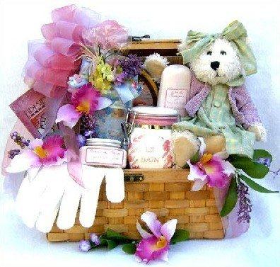 Gift Basket Village I Treasure You Gift Basket For Women
