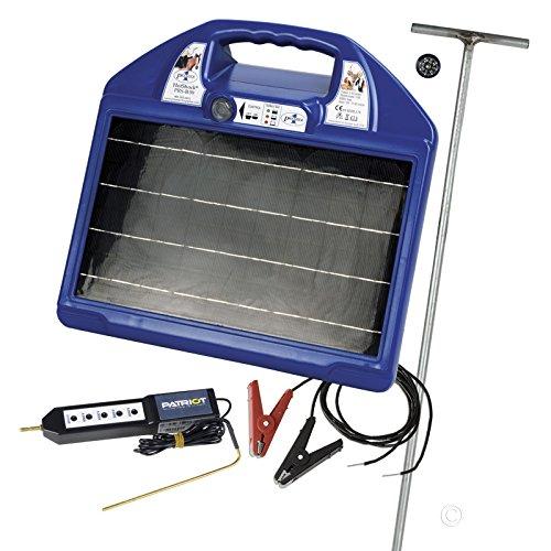 Premier Hot Shock PRS- B 50 Solar Energizer Kit (Hot Fence compare prices)