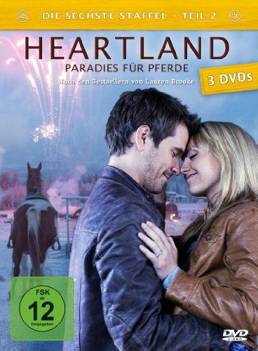 Heartland - Paradies für Pferde, Staffel 6.2 [3 DVDs]