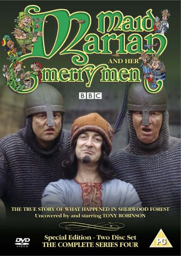 maid-marian-and-her-merry-men-import-anglais