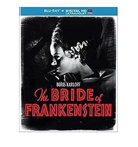 Bride of Frankenstein [Blu-ray] [1935] [US Import]