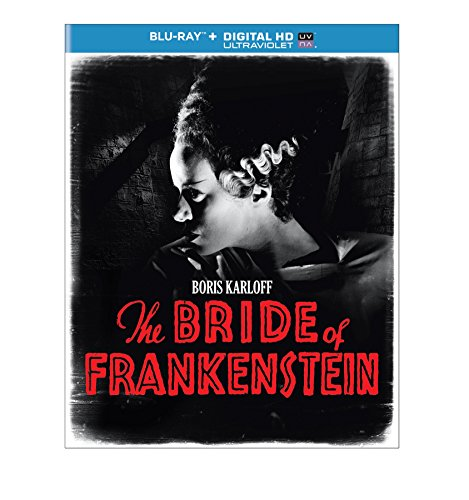 The Bride of Frankenstein (Blu-ray + DIGITAL HD with UltraViolet)
