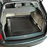 Vauxhall / Opel Astra J Sports Tourer (Estate) Custom-fit trunk mat with anti-slip surface