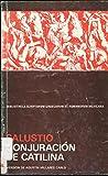 img - for Conjuracio n de Catilina (1991 Spanish Paperback Edition) book / textbook / text book
