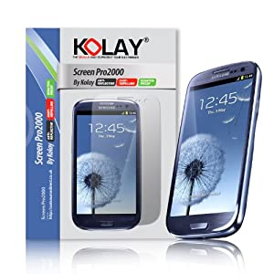 Kolay Screen Protector for Samsung Galaxy S3 (Pack of 10)