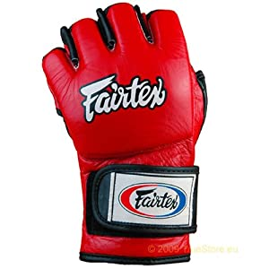 Fairtex Red Ultimate MMA Gloves