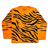 Tiger Territory Striped Long Sleeved T-shirt