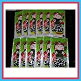 12X3 FRIED CRISPY JAPANESE Seaweed Snack Tao kae noi 3 Flavors BIG SHEET.