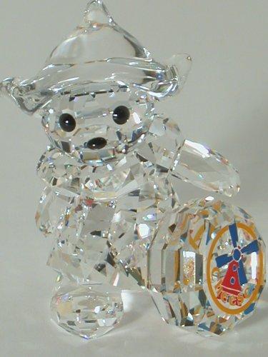 Swarovski orso orsetto kris Kaatje 884451 AP 2007 [Gioielleria]