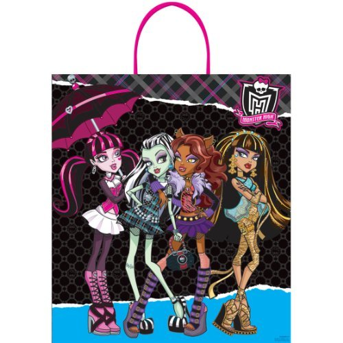 Monster High Large Treat Bag 16in
