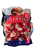 Disney Frozen Classroom Valentine Day Hearts With Candy 22 Pack!