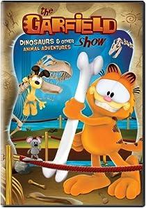 Garfield Show-Dinosaur & Animal Adventures