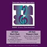 2009 Texas Music Educators Association, All&#45;State Men&#39;s and Women&#39;s Choir