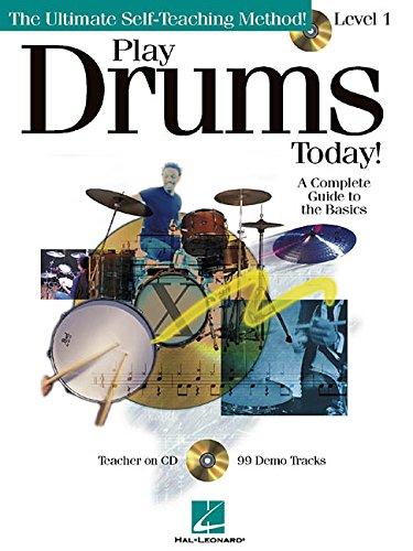 Play Drums Today! (Ultimate Self-Teaching Method!)