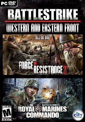 BattleStrike Western And Eastern Front: Force Of Resistance 2 & Royal Marines Commando (PC)