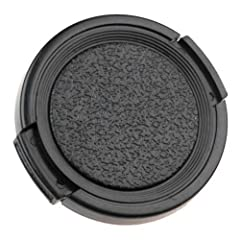 Fotodiox Snap-on Lens Cap, 40.5mm