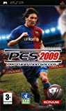 echange, troc pro evolution soccer 2009 - platinium
