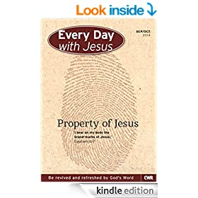 Every Day With Jesus September-October 2014: Property of Jesus