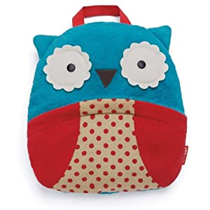Skip Hop Zoo Travel Blanket, Owl