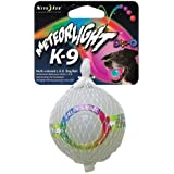 Nite Ize MTLP-08-07 MeteorLight K-9 Led dog ball, Disc-O