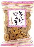 嵯峨の竹 そばぼうろ 優雅な風味 140g×12袋