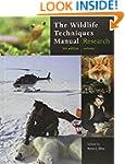 The Wildlife Techniques Manual: Volum...