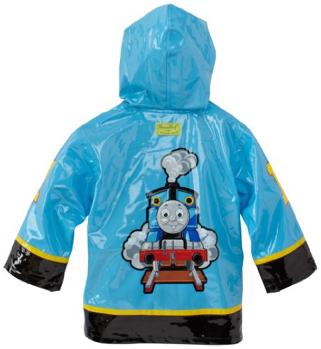 Western Chief Little Boys' Thomas The Tank Engine, Blue, 3T front-857821