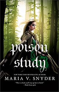 Poison Study by Maria V. Snyder ebook deal