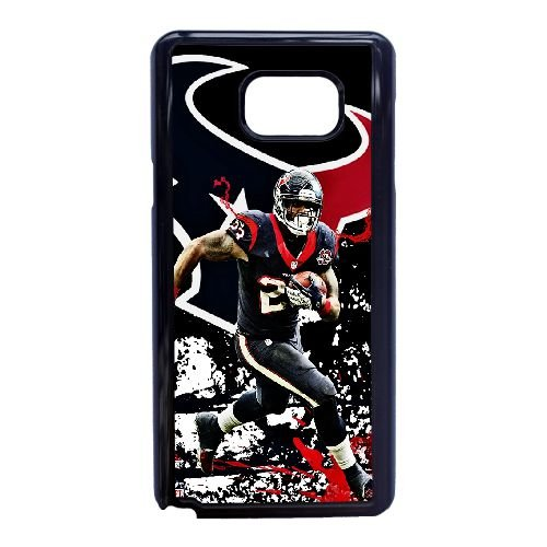 Arian Foster B46By Mm521G cover samsung Galaxy Note 5 Cell Phone Case Black H37QP1 Phone Case Active Custom
