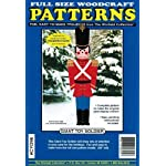 Giant Toy Soldier Christmas Yard Art Woodworking Pattern