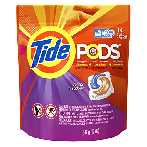 Pods, Spring Meadow, 14 per Pack, Sold as One Pack