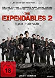 The Expendables 2 - Back For War (uncut) (DVD) (FSK 18)