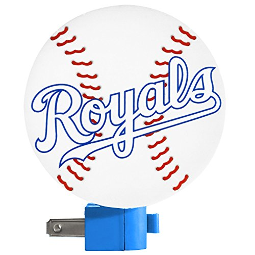 MLB Kansas City Royals Night Light - 1