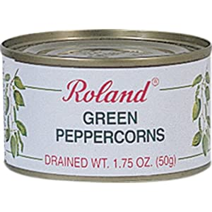 roland green peppercorns in brine. Black Bedroom Furniture Sets. Home Design Ideas